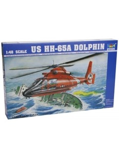 Eurocopter HH-65A USCG Trumpeter 1/48