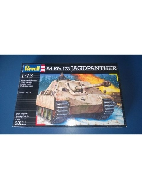Jagdpanther Revell 1/72