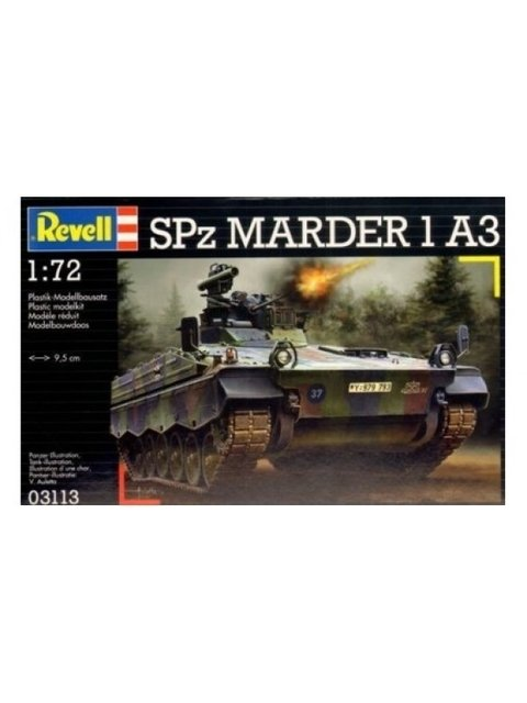 sPz Marder 1A3 Revell 1/72