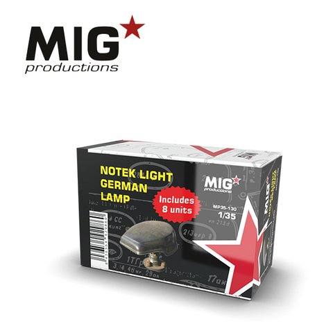 Notek Light German Lamp MIG Productions - PRÉ-VENDA
