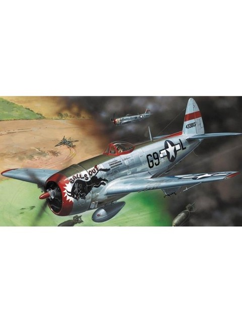 Republic P-47D Revell 1/72