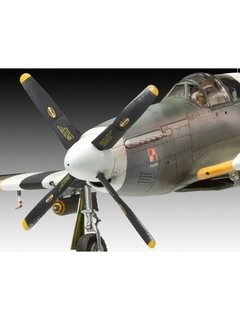 North American P-51C Mustang Mk.III Revell 1/48