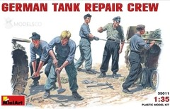 German Tank Repair Crew 1/35 Miniart