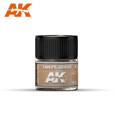 Real Colors Tan FS20400 AK Interactive - Pré-venda