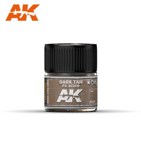 Real Colors Dark Tan FS30219 AK Interactive - Pré-venda