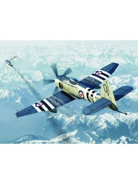 Hawker Sea Fury FB.II Trumpeter 1/72