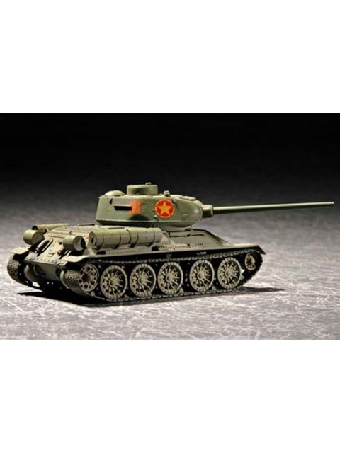 T-34/85 Mod.44 Trumpeter 1/72