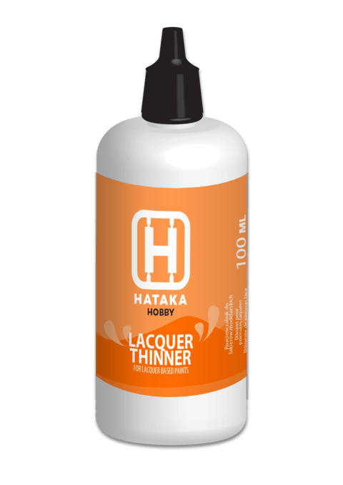 Lacquer Thinner Hataka Hobby