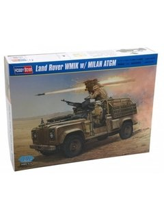 Land Rover WMIK Hobbyboss 1/35