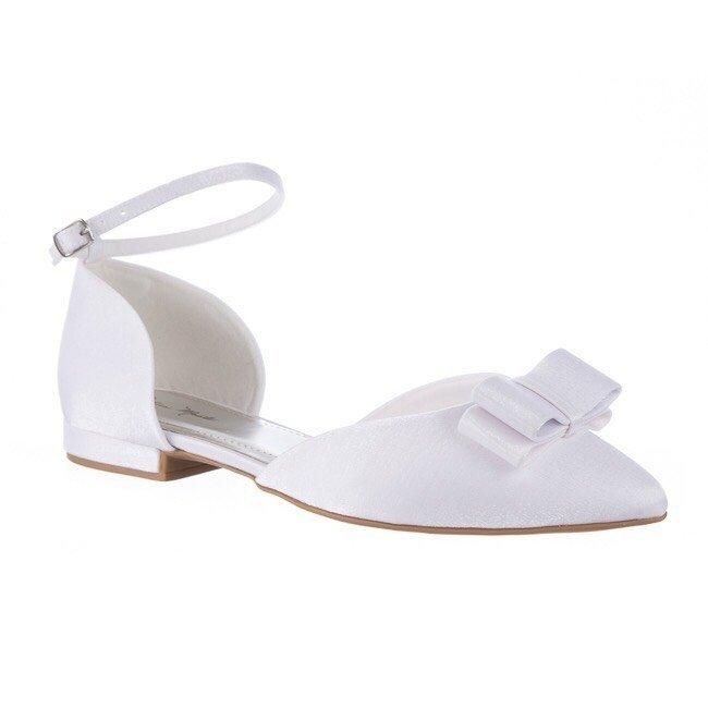 6a8cd85b31 ... Sapatilha Sophia Branca - Gaetana Morato Noiva Atelier - Vestidos e Sapatos  Finos para Noivas