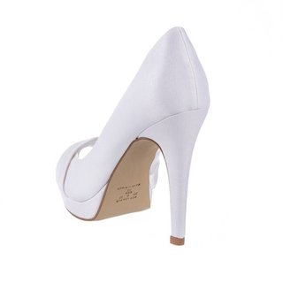 PEEP TOE VIGO BRANCO on internet