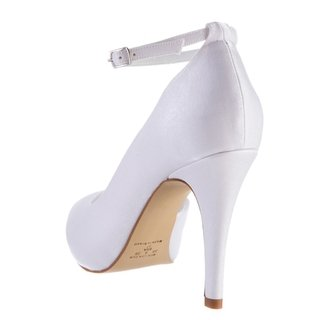 PEEP TOE CASTELLON BRANCO na internet