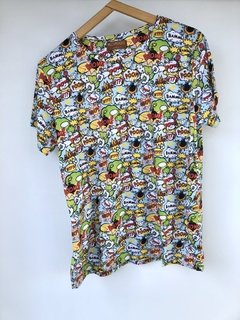 Comic book T-Shirt en internet