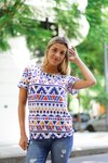 Tribal Colours T-Shirt