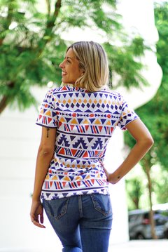 Tribal Colours T-Shirt - buy online