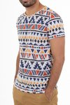 Tribal Colours T-Shirt - comprar online