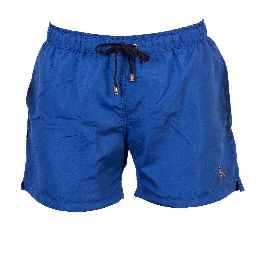 Light Blue Swimsuit