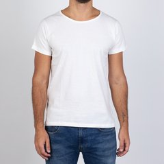 Basic White T-Shirt (Slim fit)