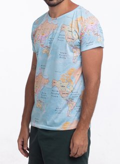 Map T-Shirt - comprar online