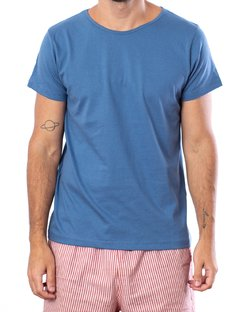 French blue T-shirt (Regular fit)