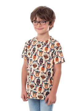 Cool Monkeys T-shirt - comprar online