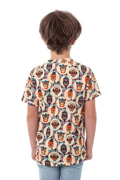 Cool Monkeys T-shirt en internet
