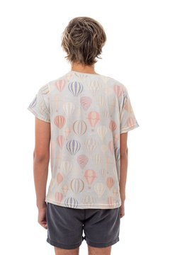 Hot air balloon T-shirt - comprar online