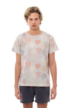 Hot air balloon T-shirt en internet