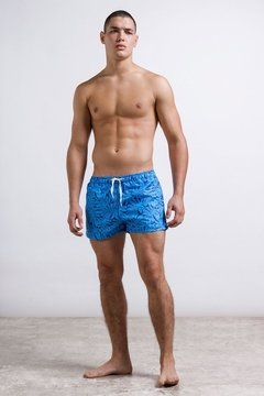 Shorts curto estampado masculino