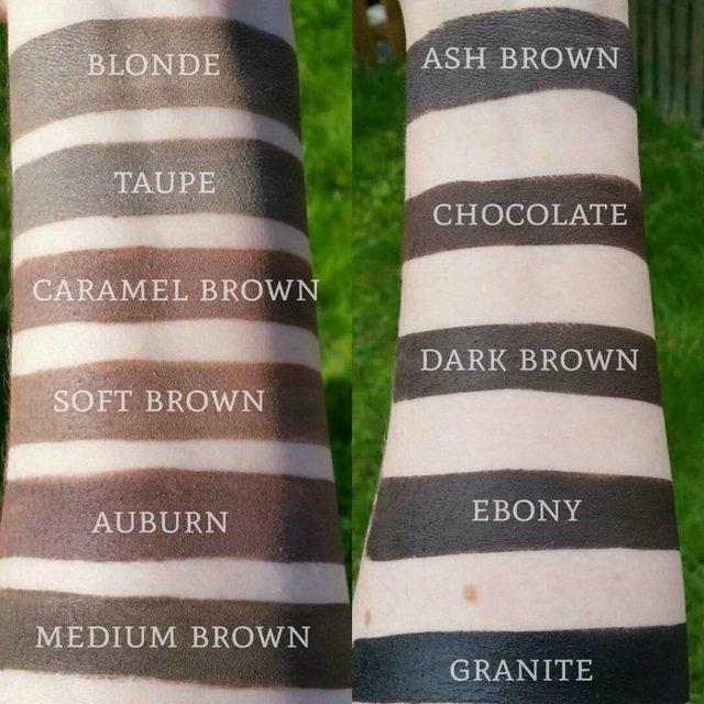 freedom - pomada cejas medium brown marron oscuro
