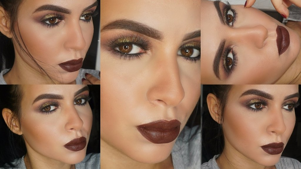 mac labial antique velvet mate marron oscuro wicked
