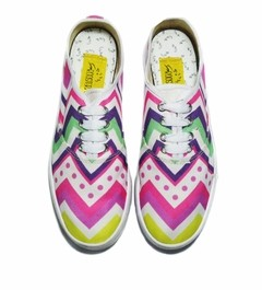 Tenis Acid Tribal