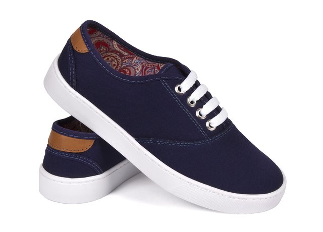 Tenis Classics Azul Turqu' - Tenis Rooster al Horno | ZAPATOS 100% COLOMBIANOS