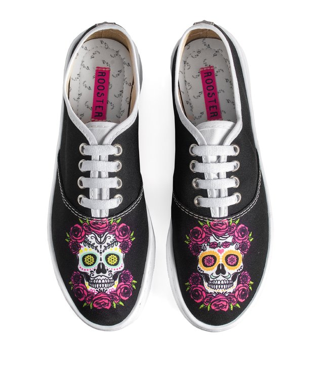 Tenis Color Skulls