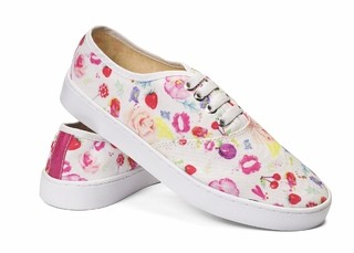 Tenis Candy Love - Tenis Rooster al Horno | ZAPATOS 100% COLOMBIANOS