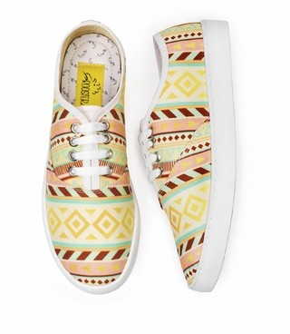 Tenis Golden Tribal - comprar online