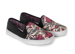 Tenis Slip On Flowers Drawn en internet