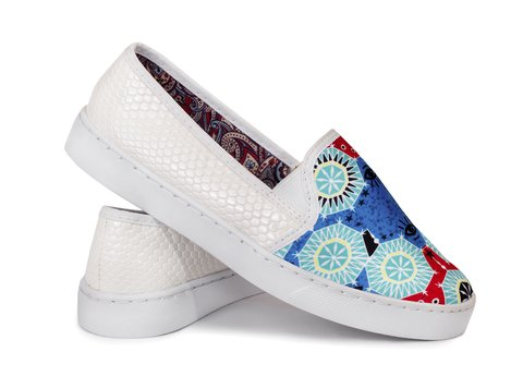 Tenis Slip On Lines - Tenis Rooster al Horno | ZAPATOS 100% COLOMBIANOS