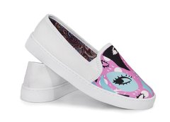 Tenis Slip On Crazy Eyes en internet