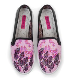 Tenis Slip On Pink Wood - comprar online