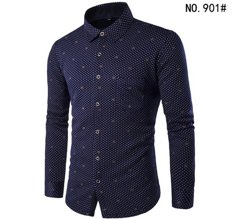 CAMISA SLIM FIT  MAN