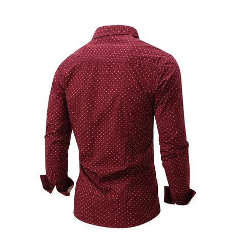 CAMISA SLIM FIT CASUAL HS1638 na internet
