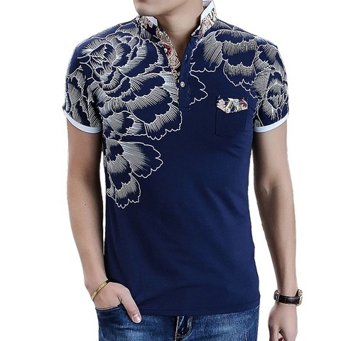 Camisa Polo Slim Fit MT
