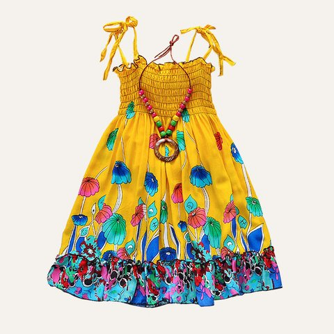 Vestido Colorful