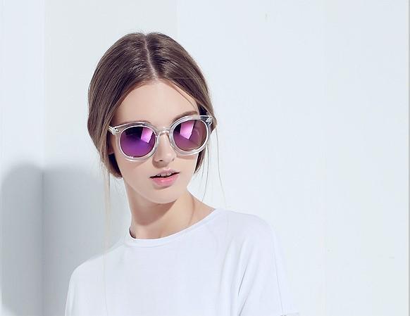 5504d1f1dae98 Marca  VEGOOS Estilo  Moda Lente  Polarizadas Adequado para rostos com  formato redondo