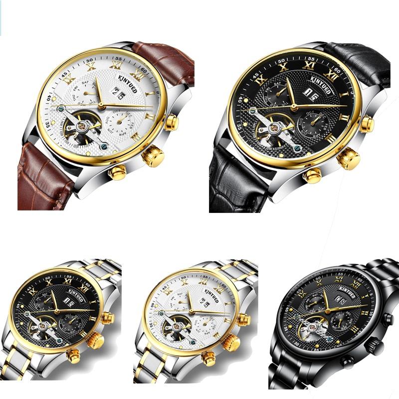 4eec4c91155 Luxuoso Relógio Automático - Oferta