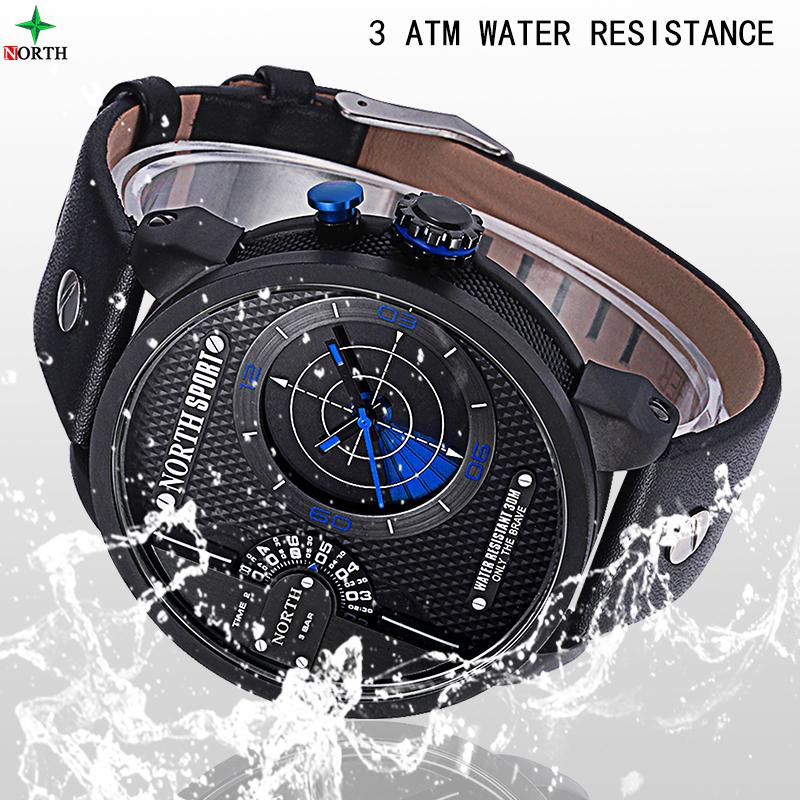 9ccdc1ff41b Relógio de Pulso Masculino North - Frete Grátis