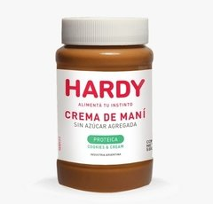 Pack x 6: Crema De Maní Hardy 100% Natural - Variedades - Andalhue