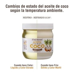 3x Aceite De Coco Neutro God Bless You 225 ml - Prensada En Frío - Andalhue