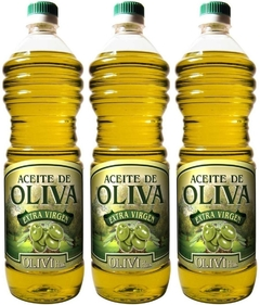 6x Aceite Oliva Extra Virgen Olivi 500 ml. en Pet